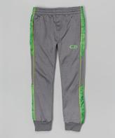 CB Sports Kelly Green Sweatpants - Boys