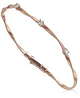 Marco Bicego Marrakech Bracelet in 18K Rose Gold with Diamonds, .15 ct. t.w.