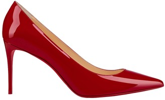 Christian Louboutin Louboutin Red Patent Kate Pumps