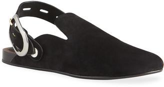 Rag & Bone Ansley Buckle Slide Shoes