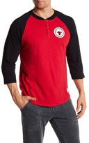 Mitchell & Ness Chicago Bulls Henley