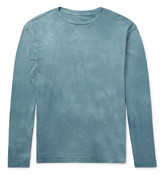 The Elder Statesman Washed-Cotton Jersey T-Shirt