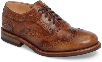 Bed Stu Lita Wingtip Oxford