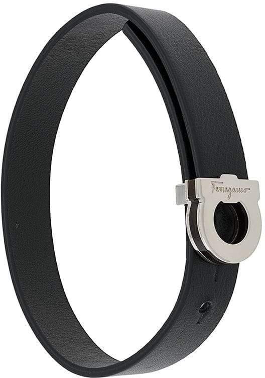 Salvatore Ferragamo Gancini closure bracelet
