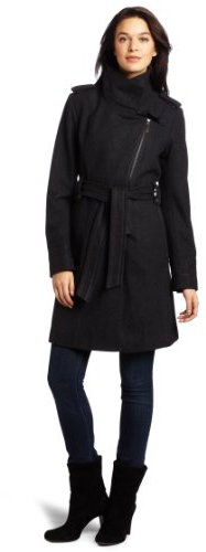 Vince Camuto Women's Asymmetrical Wool Jacket