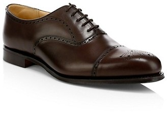 Church's Weymouth Leather Oxford Brogues