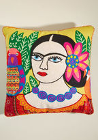 Karma Living Artistic Ambiance Pillow in Dijon