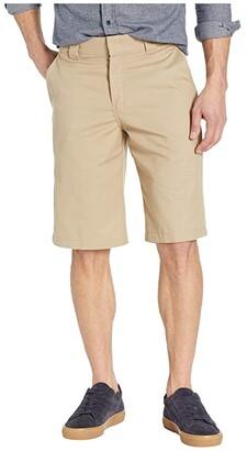 Dickies 13 Flat Front Active Waist Shorts Regular Fit (Dark Navy) Men's Shorts