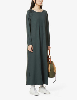 Max Mara Ancona relaxed-fit stretch-jersey dress