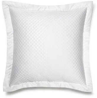 Ralph Lauren Home Wyatt Quilted Cushion Cover (65Cm X 65Cm)