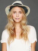 Free People Straw Panama Hat