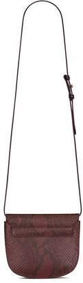 Saint Laurent mini Kaia satchel crossbody bag