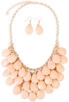 Riah Fashion Multi-Beaded Necklace Set