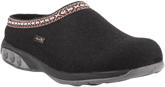 THERAFIT Slip-On Wool Slippers - Heather