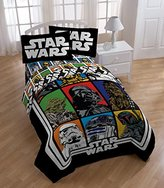 Star Wars Classic Microfiber Twin/Full Reversible Comforter