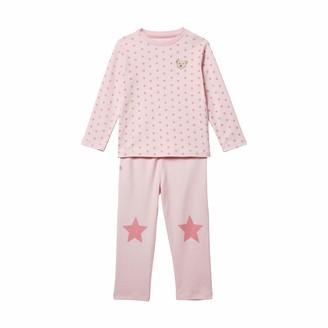 Steiff Baby Girls' Schlafanzug Pyjama Top
