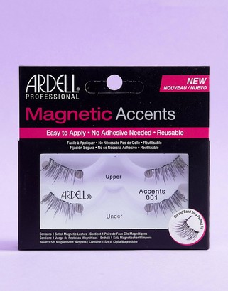Ardell Magnetic Lashes Natural Accents 001-No Colour