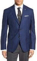 Ted Baker Men's 'Tom' Trim Fit Check Wool Sport Coat