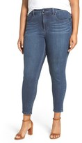 Melissa McCarthy Plus Size Women's Pencil Leg Jeans