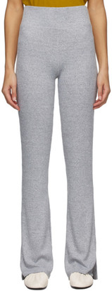 Rag & Bone Grey The Knit Rib Lounge Pants