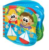 Playgro Baby Walk in the Park Bath Book