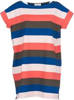 YMC Striped T-shirt Dress