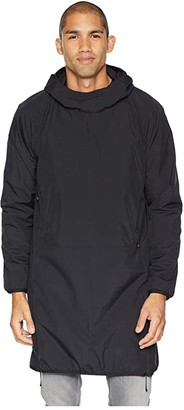 Snow Peak 2L Octa Long Parka (Black) Men's Coat