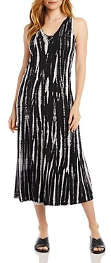 Karen Kane Tie-Dyed Midi Dress
