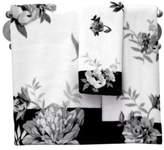 """Lenox Bath Accessories, Moonlit Garden 11"""" x 18"""" Fingertip Towel"""