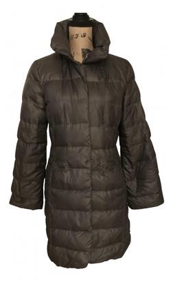Marella Brown Synthetic Coats