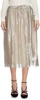 Twin-Set 3/4 length skirts - Item 35326829