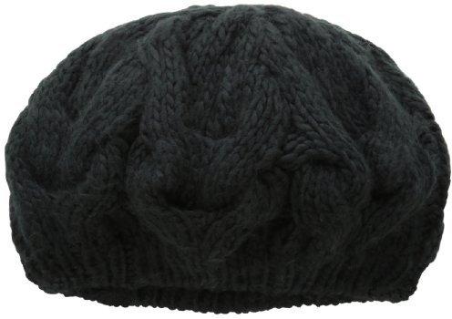 San Diego Hat Company San Diego Hat Women's Braided Knit Beret