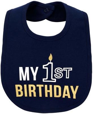 Carter's Baby My 1st Birthday Teething Bib