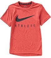 Nike Big Boys 8-20 Hyper GFX Short-Sleeve Tee