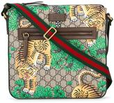 Gucci Bengal GG Supreme print messenger bag - men - Calf Leather/Polyurethane - One Size