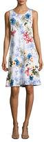 Tommy Bahama Eros Botanical Printed Dress