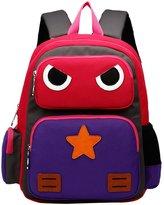 Greeniris Cute Robot Backpacks Kids Boys/Girls School Bag