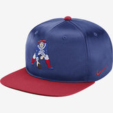 Nike Pro Historic (NFL Patriots) Adjustable Hat