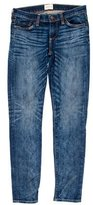 Simon Miller Distressed Skinny Jeans