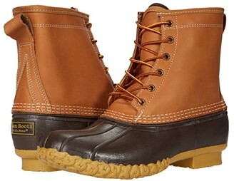 L.L. Bean L.L.Bean 8 Bean Boots GORE-TEX(r)/Thinsulate (Tan/Brown) Women's Shoes