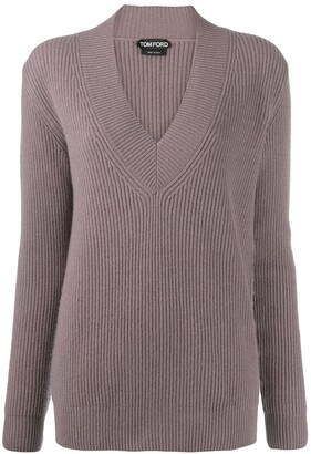 Tom Ford Cashmere V-Neck Jumper