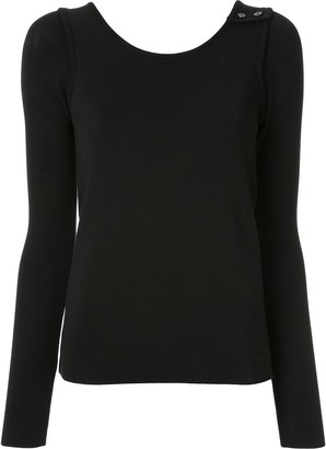 Muller of Yoshio Kubo Rib Top Sweater