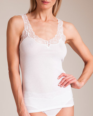 Hanro Lace Delight Tank Top