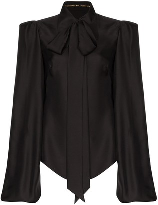 The Vampire's Wife Exaggerated Sleeve Shirt