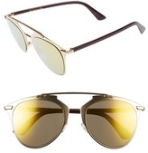 Christian Dior 'Reflected' 52mm Sunglasses