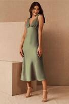 Thumbnail for your product : BHLDN Hudson Satin Charmeuse Dress
