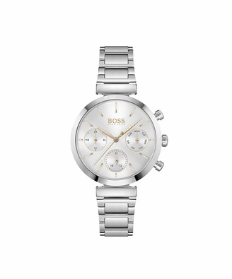 HUGO BOSS Women's Analogue Quartz Watch with Stainless Steel Strap 1502530