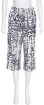 Prabal Gurung Embellished Cropped Pants w/ Tags