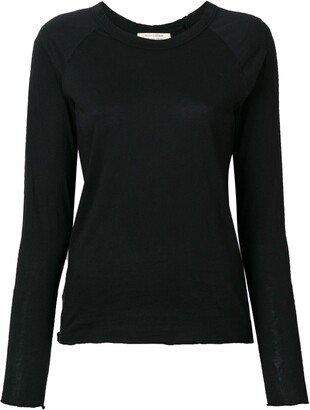 Nili Lotan longsleeved fitted T-shirt