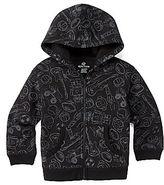 JCPenney Okie Dokie® Fleece Hoodie - Boys newborn-24m